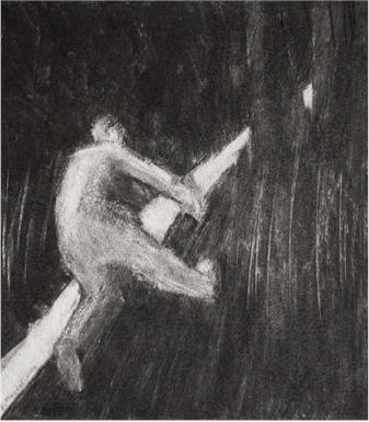 Le Fugitif - By Edgard Mazigi