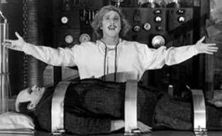 """""""Young Frankenstein"""" (Wilder; Brooks 1974)"""