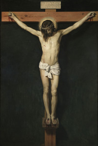 """Cristo Crucificado"" - Diego Velazquez"