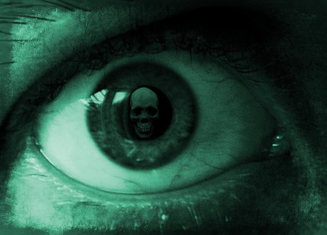 Doug Wheller - Eye Death