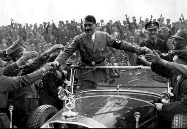 Hitler the Hero