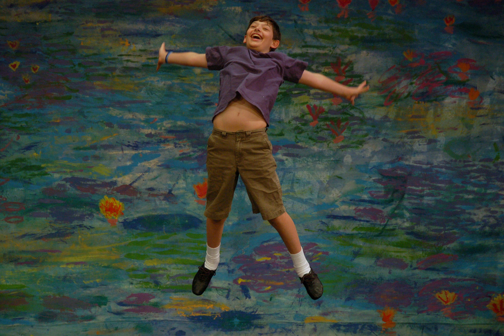 Jump for Joy - Scott Ableman