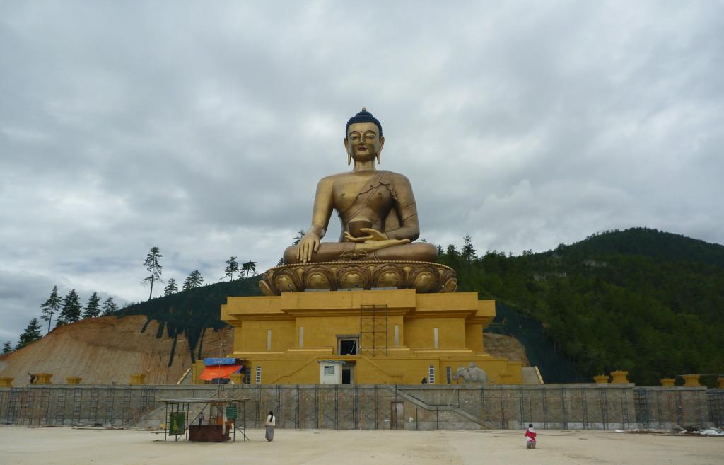 Buddha Dordenma Statue - Bhutan 2013