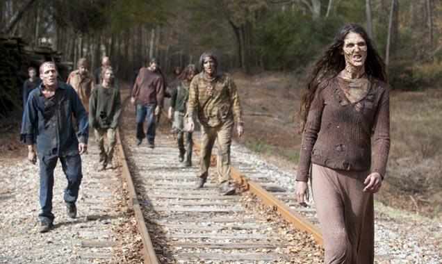 "THE BEATEN PATH (AMC's ""Walking Dead"")"
