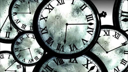 Dayanika Dey - Conspiracy of the Clocks